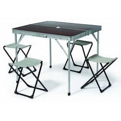 Tavolo pieghevole Bertoni 4X4