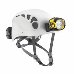 Casco speleo con lampada Petzl TRIOS