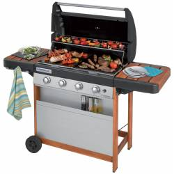 Barbecue a gas Campingaz 4 SERIE WOODY L