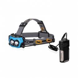 Lampada frontale subacquea 450 lumen Fenix HP40F