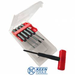 Set mini cacciaviti Keen Tools
