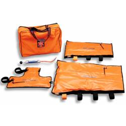 Set 3 steccobende con borsa e pompa Spencer RES Q SPLINT