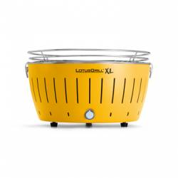 Barbecue da tavolo Lotusgrill LOTUS GRILL XL GIALLO