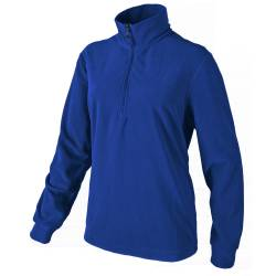 Micropile lupetto con 1/2 zip Cmp MAN LIGHT FLEECE SWEAT