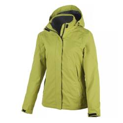 Giacca 3 in 1 Cmp WOMAN TWILL FIX HOOD JACKET