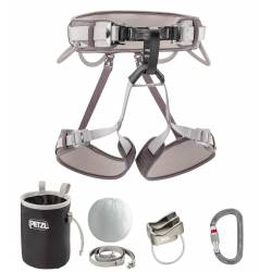 Kit arrampicata Petzl CORAX