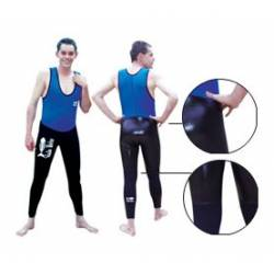 Salopette neoprene Vade Retro LONG JOHN 5 MM