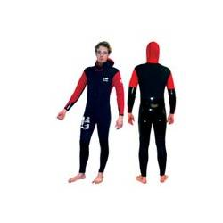 Muta monopezzo Vade Retro ONE-PIECE WETSUIT WITH HOOD 5 MM
