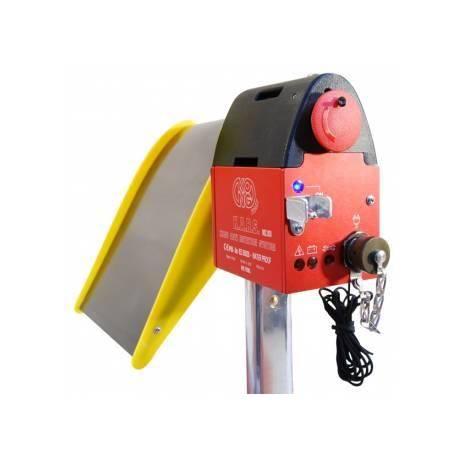 Sistema antirotazione elisoccorso Kong KARS