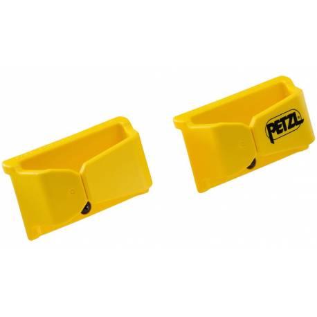 Accessori cordini Petzl Porta connettori del cordino (confezione da 2)