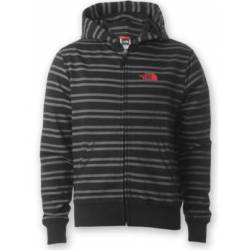 Felpa con zip The North Face STRIPE HERITAGE FZ HOODIE