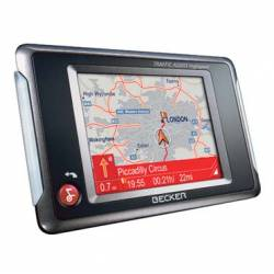 Navigatore Satellitare Becker TRAFFIC ASSIST 7827