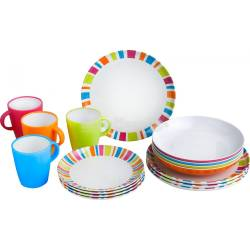 Set melamina Brunner LUNCH BOX SPECTRUM