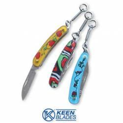 Coltello miniature Keen Blades CONFEZIONE 12