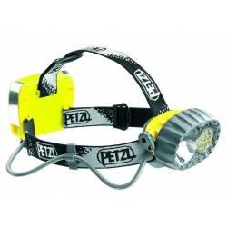 Lampada frontale ricaricabile Petzl DUO LED 14 ACCU