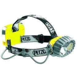 Lampada frontale impermeabile Petzl DUO LED 14