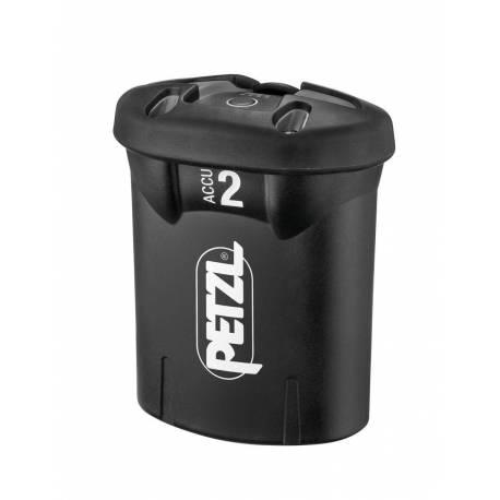 Batteria ricaricabile per lampada frontale DUO S Petzl ACCU 2