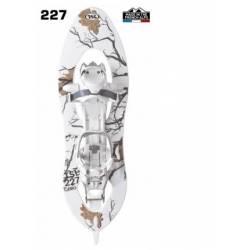 227 ESCAPE CAMO Racchette da neve