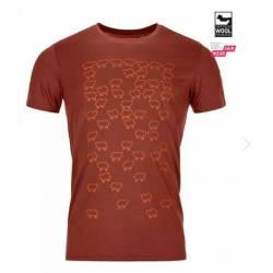 150 COOL LET IT SHEEP T-Shirt M Maglia m/c uomo
