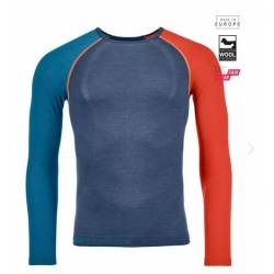 120 COMP LIGHT LONG SLEEVE M Sottomaglia m/l uomo