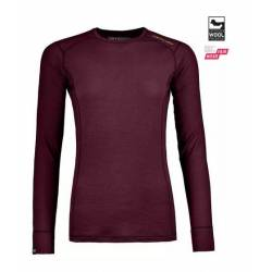 145 ULTRA LONG SLEEVE W Sottomaglia m/l donna