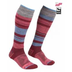 ALL MOUNTAIN LONG SOCKS WARM W Calze donna