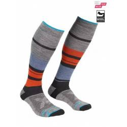 ALL MOUNTAIN LONG SOCKS WARM M Calze uomo