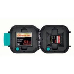 RESIN CASE HPRC1100 MEMORY CARD HOLDER Contenitore stagno
