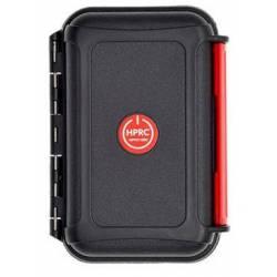 RESIN CASE HPRC1300 SXS PRO/P2 MEMORY CARD HOLDER Valigia in resina
