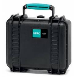 RESIN CASE HPRC2200 BAG AND DIVIDERS Valigia in resina