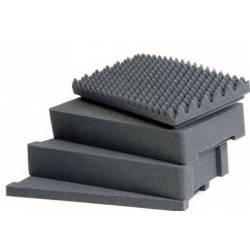 CUBED FOAM KIT FOR HPRC4300 Spugna pretagliata