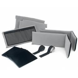 SOFT DECK AND DIVIDERS KIT FOR HPRC4300 Pareti morbide e divisori