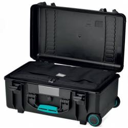 RESIN CASE HPRC2550W WHEELED BAG AND DIVIDERS Valigia in resina