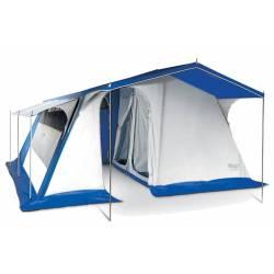 Grand Chic White Tenda da Campeggio a Casetta
