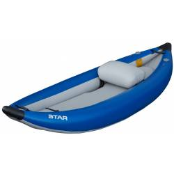 STAR OUTLAW I INFLATABLE KAYAK - Kayak gonfiabile