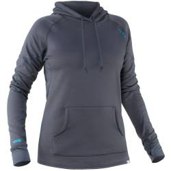 WOMEN'S H2CORE EXPEDITION WEIGHT HOODIE - Felpa donna