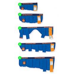 Steccobende rigide per la gamba Spencer BLUE SPLINT