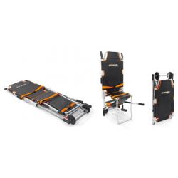 520 - Barella/sedia d'emergenza convertibile