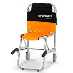 Sedia portantina a due ruote Spencer 420