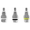 UNI 9507 OXX 60 - Innesto ossigeno Ø 7