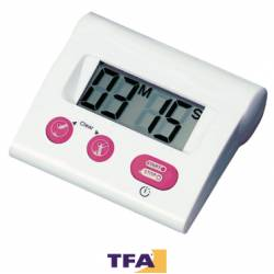 Cronometro digitale TFA TIMER E CRONOMETRO DIGITALE TF 38.2008