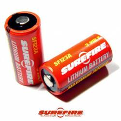 Batterie al litio Surefire AL LITIO