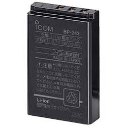 Pacco batteria agli ioni di litio Icom BP-243