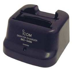 Caricabatterie lento da tavolo Icom BC-146