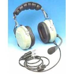 Cuffia microfono aeronautica Marcucci HD-1200A