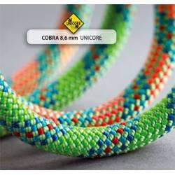 Mezza corda Beal COBRA II BICOLOR STANDARD DRY COVER 8,6 mm