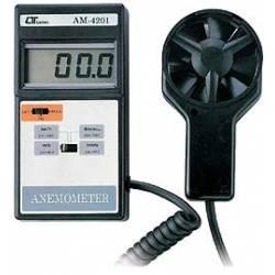 Anemometro con temperature fino a 50° C Lutron AM-4201