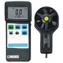 Anemometro digitale con temometro Lutron AM-4203