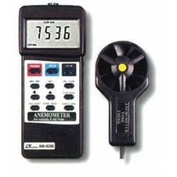 Misuratore di velocità e correnti d'aria Lutron AM-4206