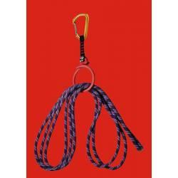 Anello per sistemare la corda alla sosta Beal RING'O